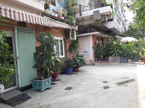 Cho thuê Nhà mới xây dựng Quận 4 MT Nguyễn Tất Thành giá 9,9tr/th.