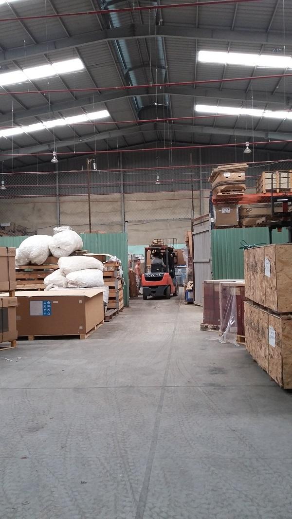 Cho thuê kho xưởng Quận 7, ngay Cảng Rau Quả, gần cầu Phú Mỹ, giáp cảng Cát Lái Quận 2.