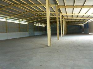 Cho thuê kho xưởng 500m đường Gò ô Môi, Quận 7 kho mới xây dựng đẹp .