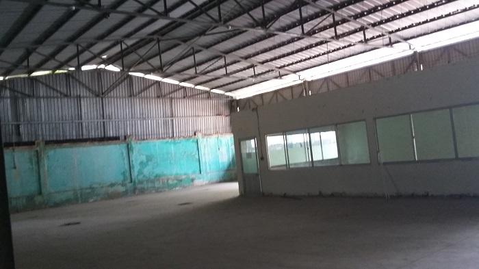 Cho thuê kho xưởng Quận 7 mặt tiền đường Huỳnh Tấn Phát gần Hoàng Quốc Việt DT 400m mới xây dựng đẹp.