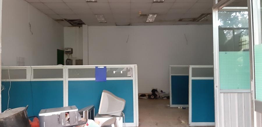 Cho thuê nhà kho văn phòng Quận 4 DT 200m đường Tôn Thất Thuyết giá rẻ 25tr/th.