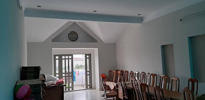 Cho thuê nhà phố mặt tiền khu Nam Long Trần Trọng Cung Quận 7.