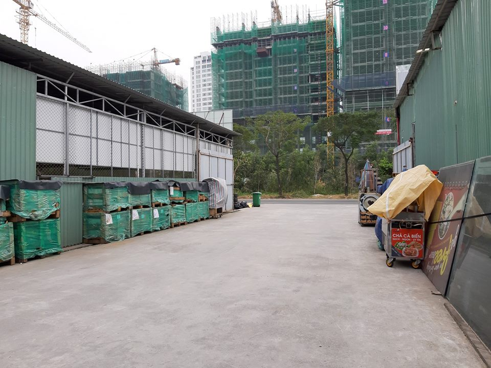 Cho thuê kho xưởng Quận 7 DT 300m đường Nguyễn Văn Linh giáp Phú Mỹ Hưng.