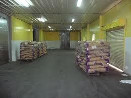 thuê kho lạnh kho kín chứa thực phẩm Quận 7 gần cảng cát lái