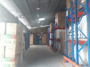 Cho thuê kho Quận 7 DT 100m, 200m kèm dịch vụ bốc xếp, xe nâng và quản lý hàng hóa.