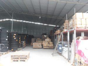 Cho thuê kho bãi Q7, có thủ kho quản lý giữ hàng hóa, xe nâng, bốc xếp, bảo vệ, PCCC, LH 0909628911
