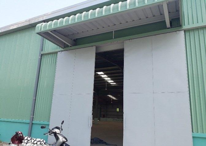 Cho thuê kho 1000m2 đường Đào Trí, Quận 7 kho mới xây dựng đẹp giá 80.000đ/m2.