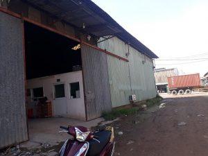 Cho thuê kho nhỏ 280m gần KCN Tân Thuận, Quận 7 giá rẻ 88.000đ/m2.